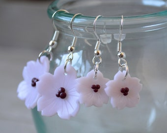 Sakura earings