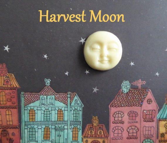 Harvest Moon Silicone Mold Cake Tool Fondant Chocolate