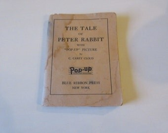 NEW YORK BOOK 'The Tale of Peter Rabbit'