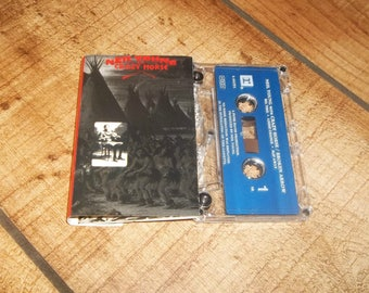 NEIL YOUNG Cassette Tape Broken Arrow with Crazy Horse 1996 Grunge Guitar Rock for your Sony Mega Bass Walkman