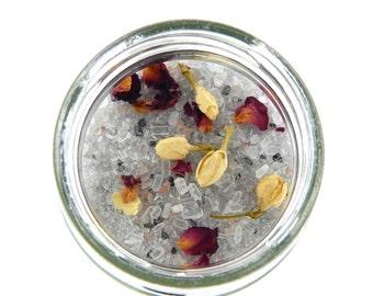Organic Goddess Bath Salts/ Moon Bath Salts/ Herbal Bath Salts/ Organic Bath Salts/ Moon Goddess/ Bath Salts
