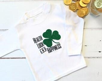 St Patricks Day Shirt | St Patricks Day Tee | St Patricks Day Toddler Shirt | St Patricks Day TShirt | Shamrock Shirt