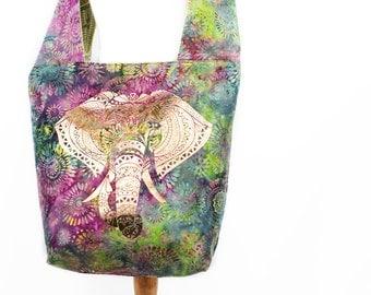 Women's Hobo Bag - Bellydance Bag - Womens Boho Bag - Slouch Bag - Slouchy Bag for Women - Boho Bag for Women - Bohemian Hobo Bag - hobo bag