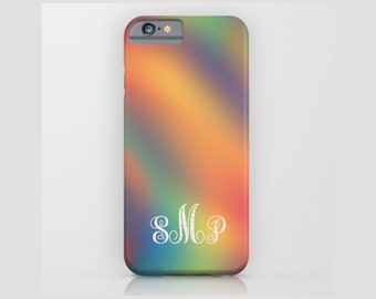 Custom Device case for iPhone 5/5s, iPhone 6/6s, iPhone 7 / 7s, Samsung, Galaxy, Phone, Monogram, Colorful, Custom, Classic, Gift, Christmas
