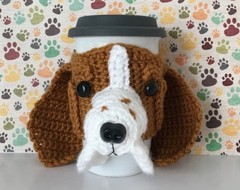 Basset Hound Mug (Cozy) -  Basset Hound Funny - Basset Hound Items - Gifts for Dog People - Crazy Dog Lady - My Kids have Paws - Fur Mama