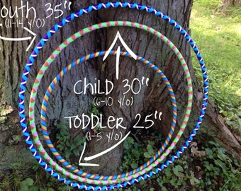 Toddler/Child/Youth Hula Hoops