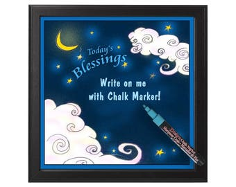 Today's Blessings - Inspire Erase Board