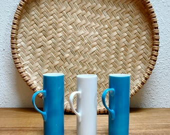 Lagardo Tackett porcelain espresso demitasse cups