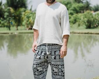 Hippie Pants // Boho Pants // Thai Pants // Elephant Pants // Festival Pants // Music Festival Pants // Bohemian Pants