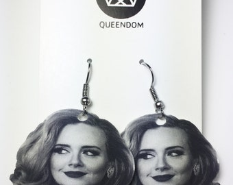 Adele Earrings, Adele Jewelry, Hello from the Other Side, Hello It's Me,  Celebrity Jewelry