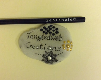 Set of X10 13cms Zentangle pencils