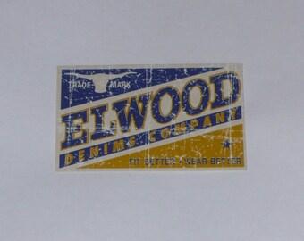 Elwood Sticker