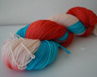 Bundle Up on Strong Sock – Hand Dyed Yarn