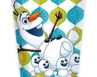 Frozen ''Fever'' Paper Cups 8ct