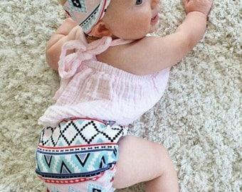 Arizona Bloomers / Diaper cover  Baby -baby -girls