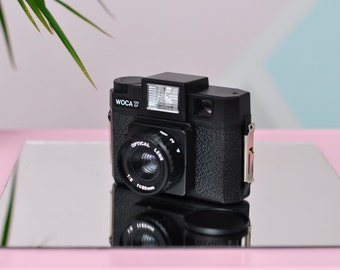WOCA Lomography Camera - Like Holga, But w//Glass Lens! Discontinued!