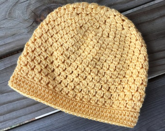 Yellow Beanie *FREE SHIPPING*