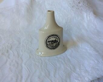 Original Mason Cash Ceramic Vintage Pie Funnel Collectable Kitchenalia