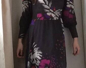 Vintage 'Midsummer Nights Dream' Dress, size 10- 12