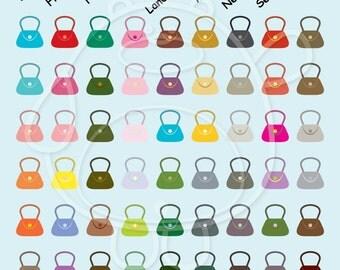 Handbag clipart – Etsy