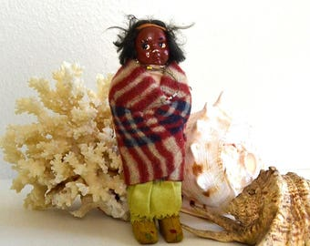 vintage american indian doll collectible native indian doll native american doll
