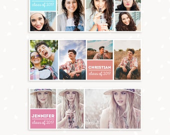 Graduation Facebook Timeline Cover, 3x Facebook Timeline Template, Graduate Facebook Cover Template, Facebook Cover Photo, Facebook banner