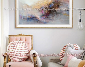 oil painting landscape, Hand made Extra Large Contemporary Painting, Abstract Art, Living Room Wall Art, acrylic painting, original painting