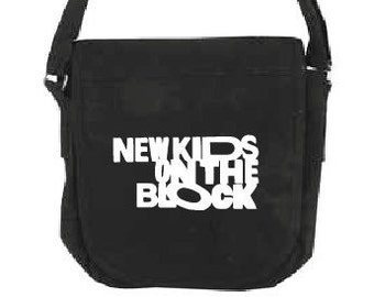 New Kids on the Block - NKOTB - Messenger Bag