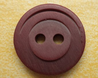 12 buttons dark red 16mm (6227) button