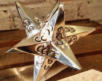 Teeny Tiny Tin Stars