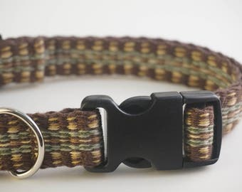 Hand Woven Dog Collar
