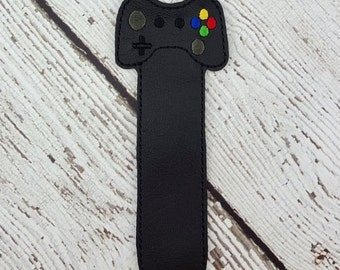 Game Controller Bookmark