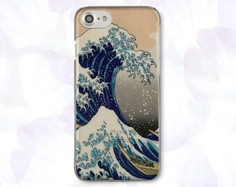 Wave iPhone 8 Case Kanagawa iPhone 8 Plus Case Sea iPhone 7 Plus Case Ocean iPhone X Case X iPhone 7 Case Cute Phone Case 10 iPhone CBB1509