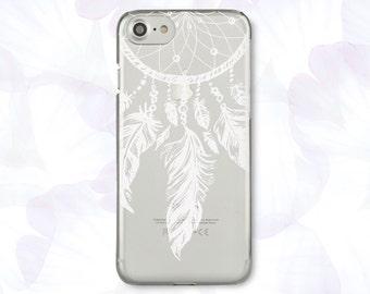 Dreamcatcher iPhone 8 Case Clear iPhone 8 Plus Case iPhone 6 Case iPhone X Case Clear iPhone 6S Case For Samsung S8  iPhone SE Case CBB1510