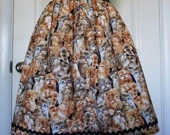 Kitsch Kitten Skirt