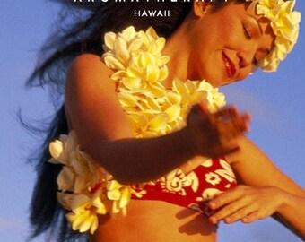 Organic Hawaiian Frangipani (plumeria) in Jojoba from Maui