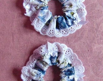 Hair Scrunchie (set of two)