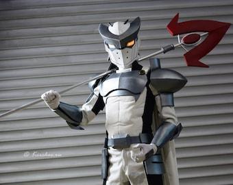 Akame Ga Kill Tatsumi Cosplay Costume Helmet Mask Akame Ga Kill Esdeath  Anime Manga Suit Geek Cosplay Foam Armor Costume