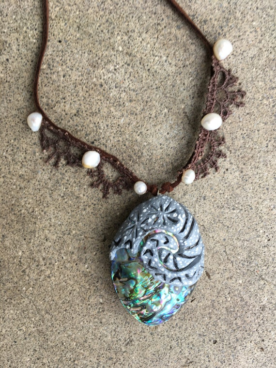 Moana Heart of The Island Pendant