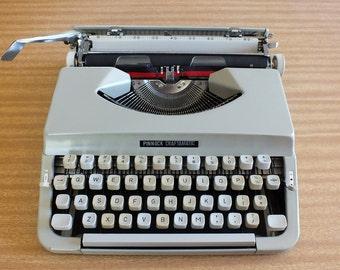Pinnock Portable Typewriter