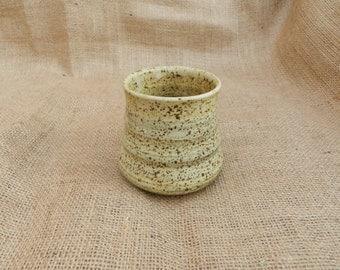 Satin Matte Ceramic Pot
