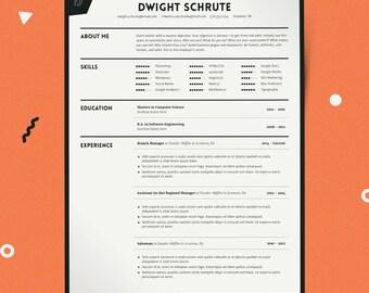 Resume Template | Modern Resume | Creative Resume | Resume | Professional  Resume Template | Resumes