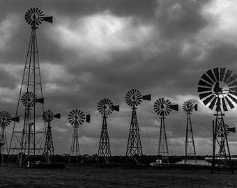Panoramic Windmills