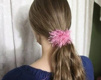 Crochet Sherbet Scrunci