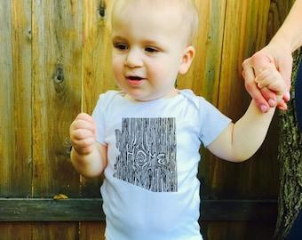 Ingrained Arizona Baby Bodysuit