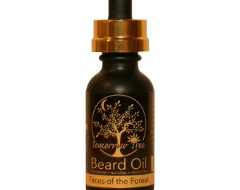 Tomorrow Tree - Faces of the Forest Beard Oil