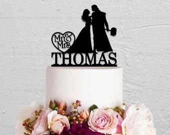 Wedding Cake TopperThor TopperCustom TopperHero Topper