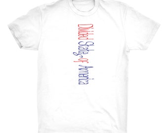 Divided States of America Tee Shirt