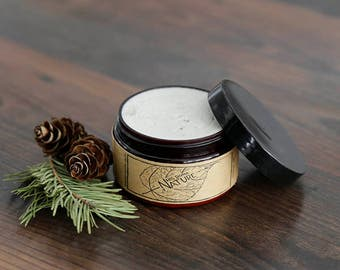 Woodsy All Natural Shaving Cream