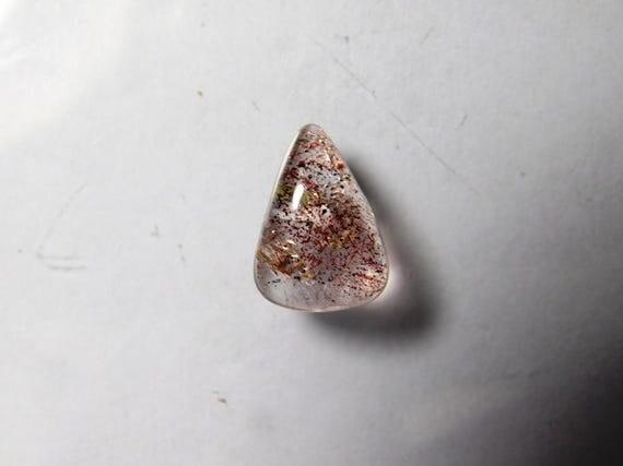 Piedra preciosa topacio rutilo
